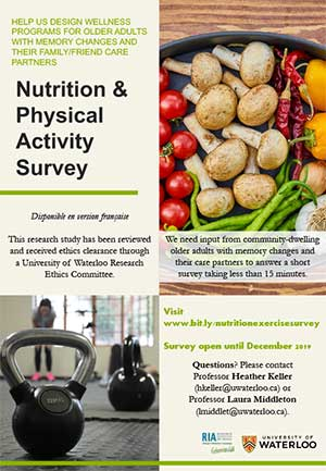 Nutrition & Physical Activity Survey