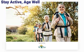 Stay Active Age Well