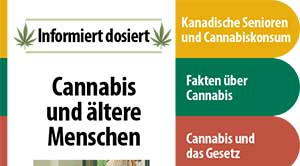 Cannabis and Older Adults in German