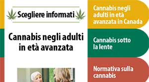 Cannabis and Older Adults in Italian