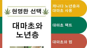 Cannabis and Older Adults in Korean
