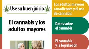 Cannabis and Older Adults in Spanish