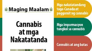 Cannabis and Older Adults in Tagalog