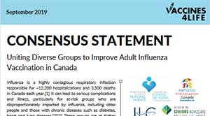 Improve Adult Influenza Vaccination in Canada