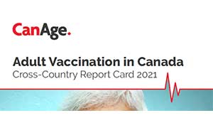 Adult Vaccinations in Canada