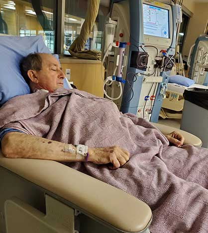 A Senior's Story from Influenza Diagnosis to Long-Term Impact