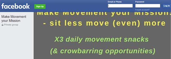 Make Movement Your Mission