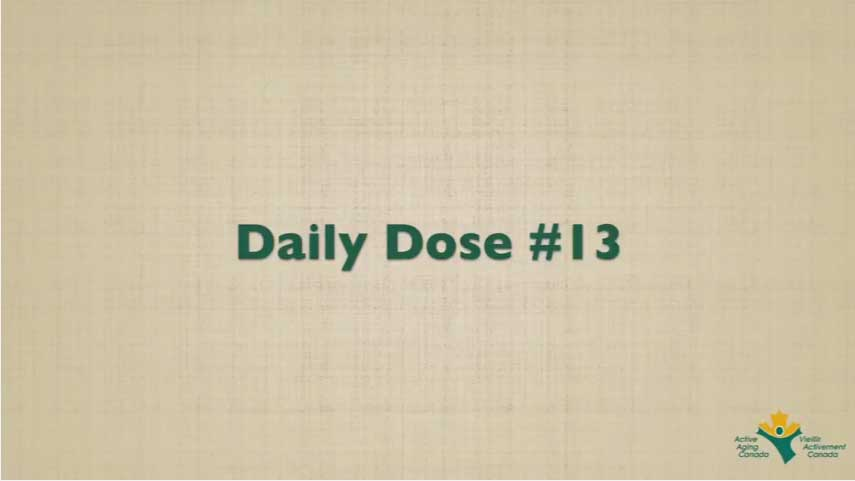 Daily Dose Video