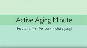 Active Aging Minute