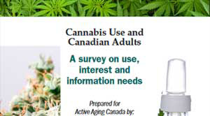 Cannabis Use and Canadian Adults