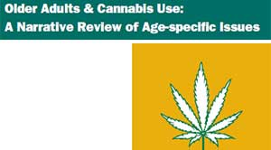 Older Adults and Cannabis Use