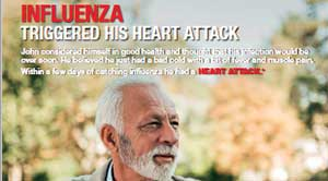 Influenza and Heart Attack