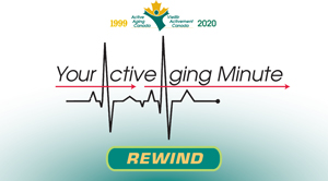 Active Aging Minute - Rewind