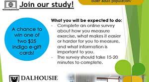 Research Study - Dalhousie University