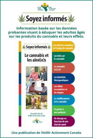 Le cannabis et les aîné(e)s
