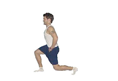 5 Minute Exercise – Split Squat