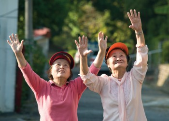 osteoarthritis and a healthy active lifestyle