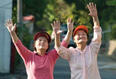 Can someone with osteoarthritis have a healthy active lifestyle?