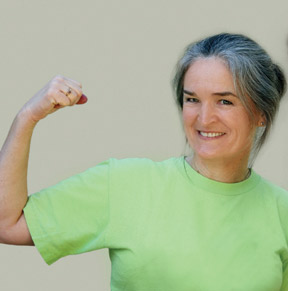Staying active over 55