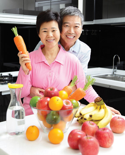Functional foods for healthy aging